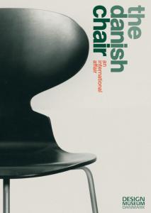 THE DANISH CHAIR - Design Museum Denmark
